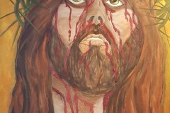 art-Charles-Raby-Christ-face-in-color