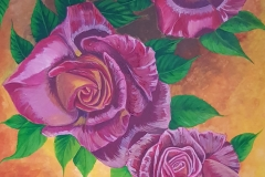 art-Charles-Raby-three-roses-big-board